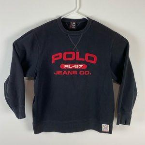 VTG Polo Jeans Co Ralph Lauren RL-67 fleece L